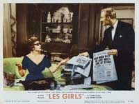 Les Girls - 11 x 14 Movie Poster - Style E