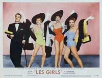 Les Girls - 11 x 14 Movie Poster - Style H