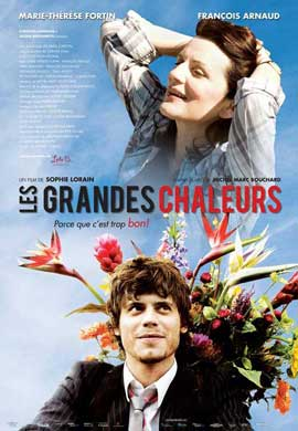 Les grandes chaleurs - 27 x 40 Movie Poster - Canadian Style A