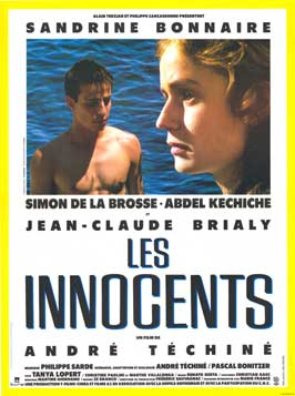 Les innocents - 27 x 40 Movie Poster - French Style A