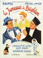 Les jumeaux de Brighton - 11 x 17 Movie Poster - French Style A