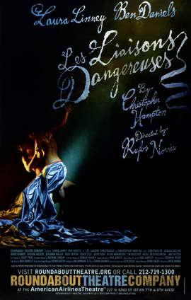Les Liaisons Dangereuses (Broadway) - 11 x 17 Poster - Style A