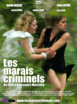 Les marais criminels - 11 x 17 Movie Poster - French Style B