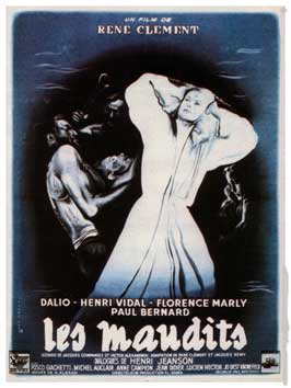 Les maudits - 11 x 17 Movie Poster - French Style B