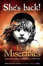 Les Miserables (Broadway) - 11 x 17 Poster - Style A