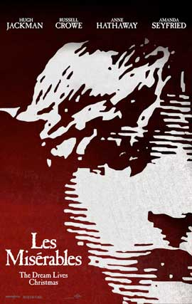 Les Miserables - 11 x 17 Movie Poster - Style D