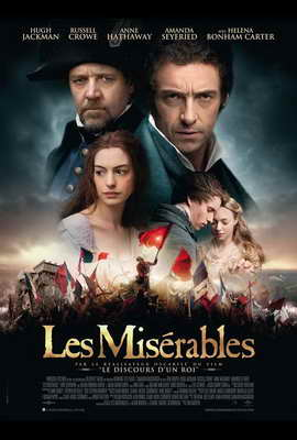 Les Miserables - 27 x 40 Movie Poster