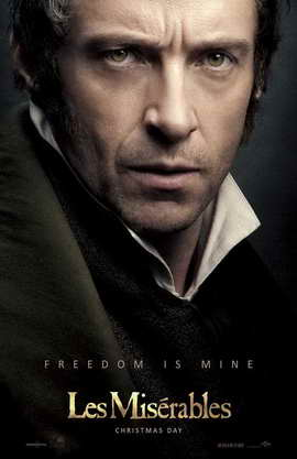 Les Miserables - 11 x 17 Movie Poster - Style G