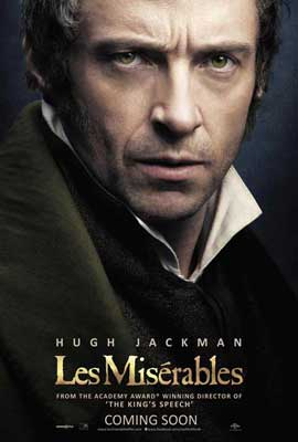 Les Miserables - 27 x 40 Movie Poster - UK Style A