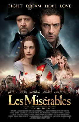 Les Miserables - 11 x 17 Movie Poster - Style H