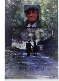 Les Misérables - 43 x 62 Movie Poster - Bus Shelter Style A