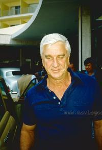 Leslie Nielsen - 8 x 10 Color Photo #1