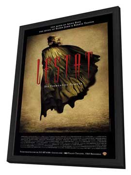 Lestat (Broadway) - 27 x 40 Poster - Style A - in Deluxe Wood Frame