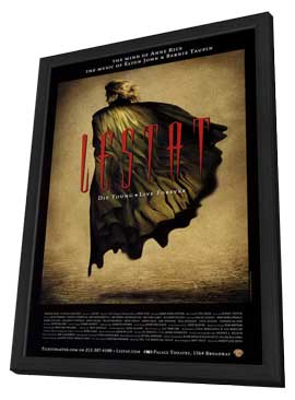 Lestat (Broadway) - 11 x 17 Poster - Style A - in Deluxe Wood Frame