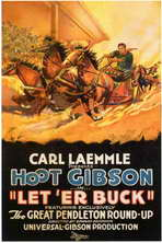 Let 'er Buck - 11 x 17 Movie Poster - Style A