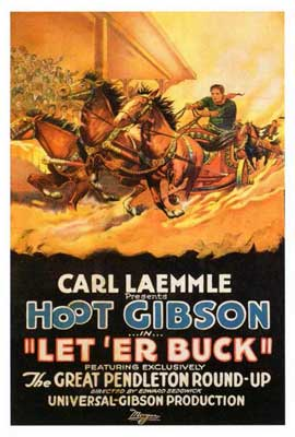 Let 'er Buck - 27 x 40 Movie Poster - Style A