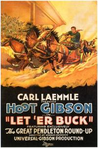 Let 'er Buck - 43 x 62 Movie Poster - Bus Shelter Style A