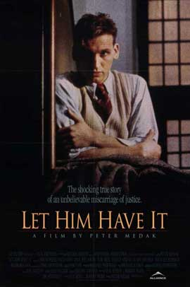 Let Him Have It - 11 x 17 Movie Poster - Style A