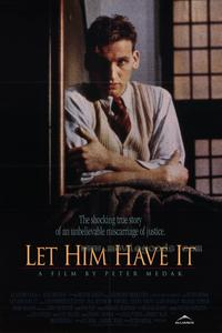 Let Him Have It - 27 x 40 Movie Poster - Style A