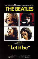 Let It Be - 11 x 17 Movie Poster - Style A