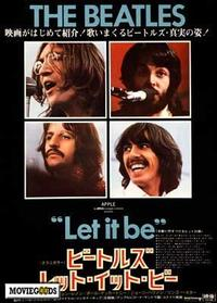 Let It Be - 11 x 17 Poster - Foreign - Style A