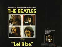 Let It Be - 30 x 40 Movie Poster UK - Style A
