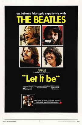 Let It Be - 27 x 40 Movie Poster - Style C