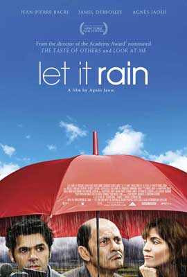 Let It Rain - 11 x 17 Movie Poster - Style A