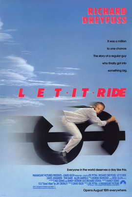 Let It Ride - 11 x 17 Movie Poster - Style A