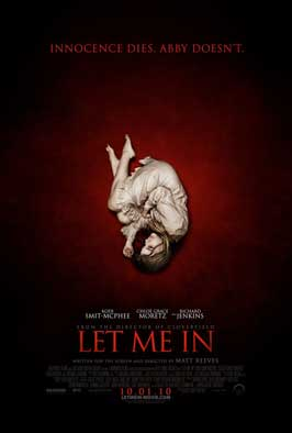 Let Me In - 11 x 17 Movie Poster - Style B