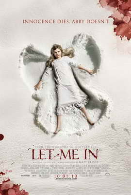 Let Me In - 27 x 40 Movie Poster