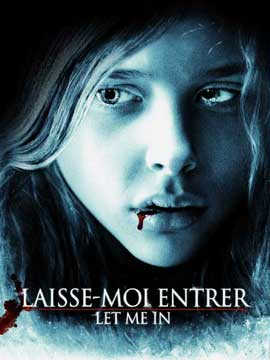 Let Me In - 11 x 17 Movie Poster - Swiss Style A