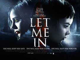 Let Me In - 11 x 17 Movie Poster - UK Style A