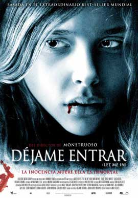 Let Me In - 11 x 17 Movie Poster - Spanish Style A