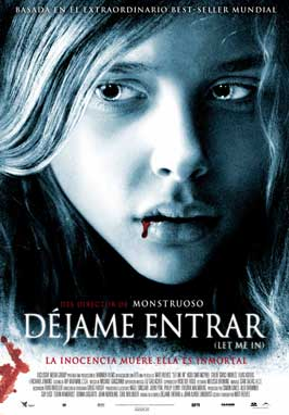 Let Me In - 27 x 40 Movie Poster - Spanish Style A