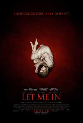 Let Me In - DS 1 Sheet Movie Poster - Style A