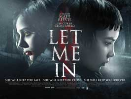 Let Me In - 30 x 40 Movie Poster UK - Style A
