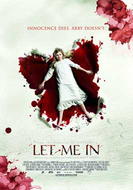 Let Me In - 11 x 17 Movie Poster - Style F