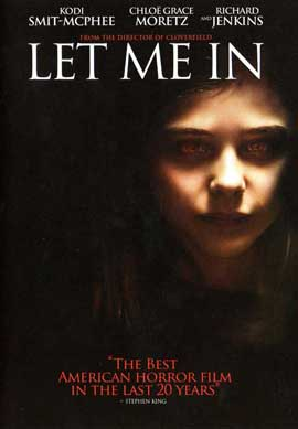Let Me In - 11 x 17 Movie Poster - Style H