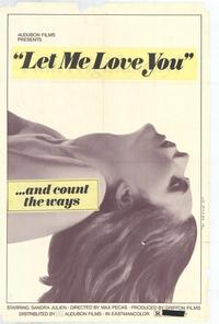 Let Me Love You - 27 x 40 Movie Poster - Style A
