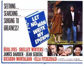 Let No Man Write My Epitaph - 11 x 14 Movie Poster - Style C