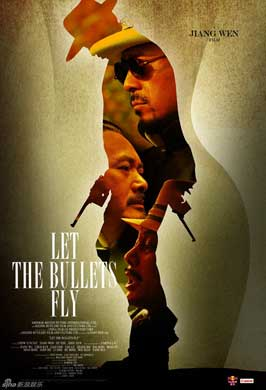 Let the Bullets Fly - 11 x 17 Movie Poster - Style B