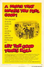 Let the Good Times Roll - 11 x 17 Movie Poster - Style C