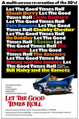 Let the Good Times Roll - 11 x 17 Movie Poster - Style A
