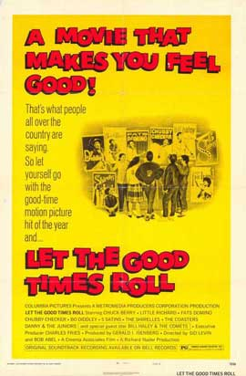 Let the Good Times Roll - 27 x 40 Movie Poster - Style A