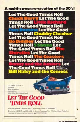Let the Good Times Roll - 27 x 40 Movie Poster - Style B