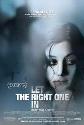 Let the Right One In - 27 x 40 Movie Poster - Style A