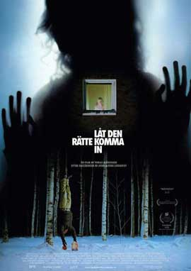 Let the Right One In - 11 x 17 Movie Poster - Swedish Style A