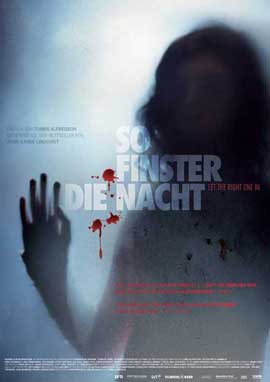 Let the Right One In - 27 x 40 Movie Poster - German Style A