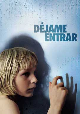 Let the Right One In - 27 x 40 Movie Poster - Spanish Style A